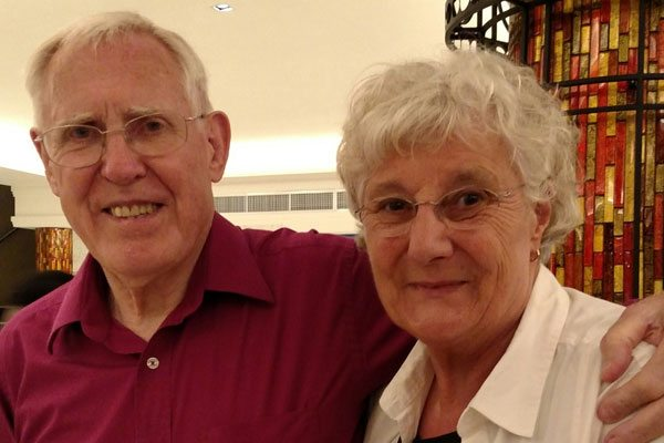 People from the Road – Thailand – meet Terry and Margaret