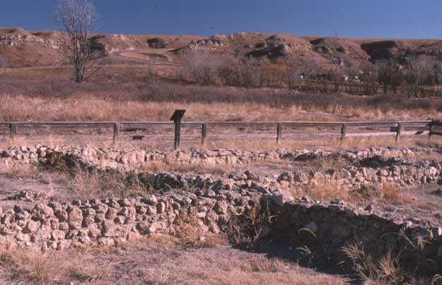 Kansas – El Cuartelejo Indian Ruins
