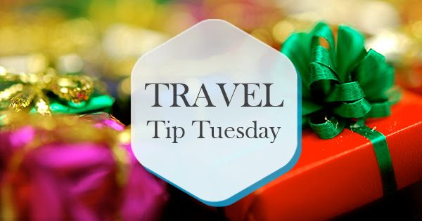 Travel Tip Tuesday  – Flying with Gifts