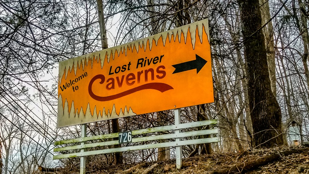 Welcome to Lost River Caverns
