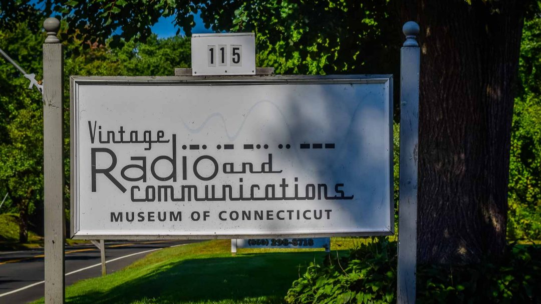 Vintage Radio and Communications Museum Windsor CT