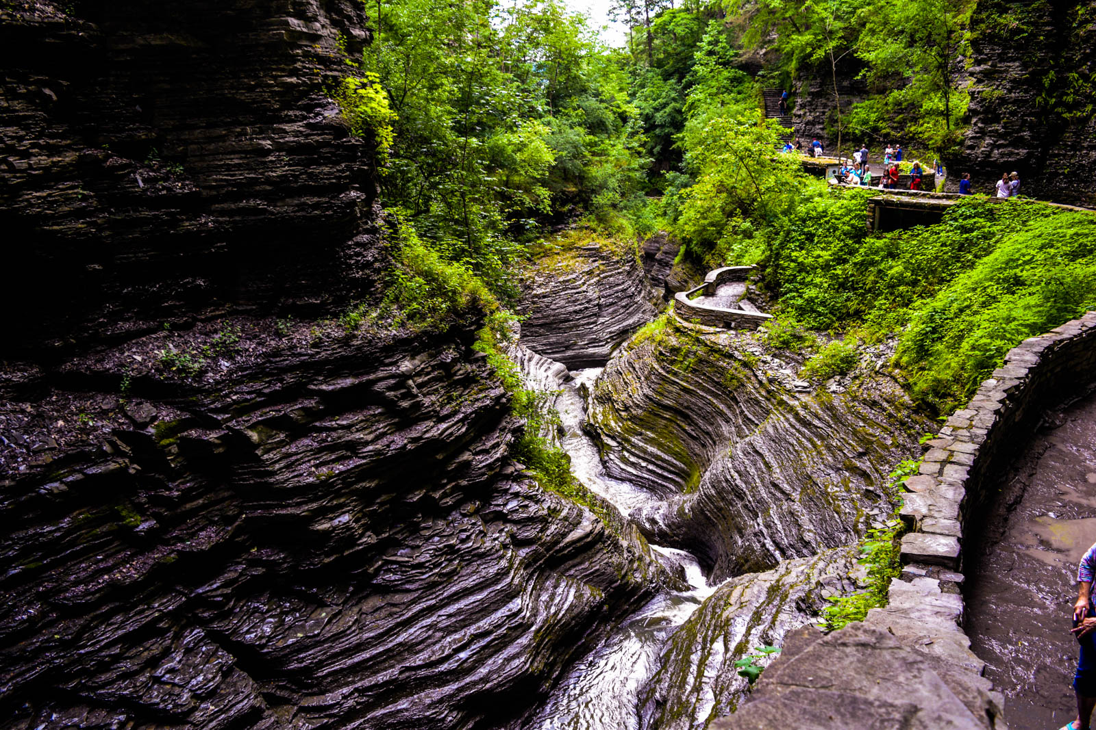 watkins glen 1 of 1 - The Wonder of Watkins Glen